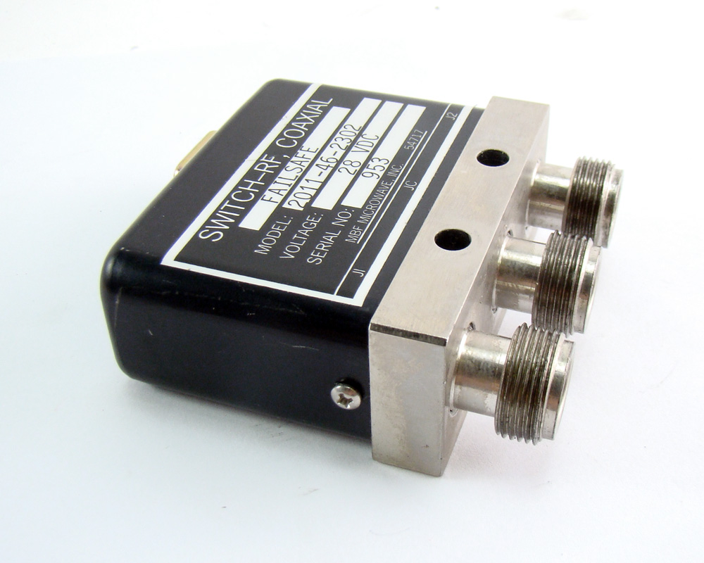 Mbf Microwave Rf Switch Coaxial Mavin The Webstore
