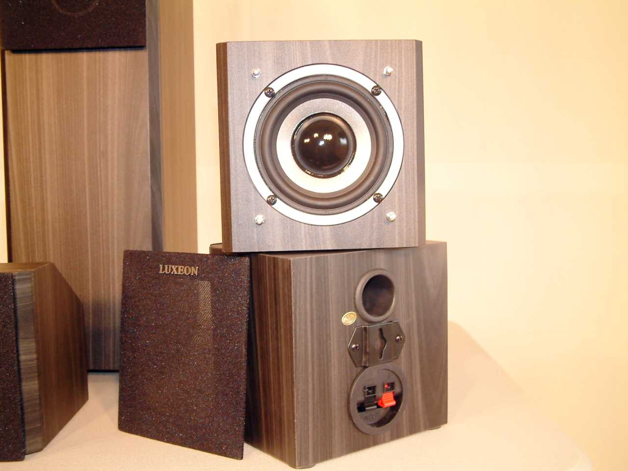 Luxeon Surround Sound System 5 1 Mavin The Webstore